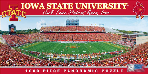 NCAA Iowa State University - 1000 Piece Jigsaw Puzzle