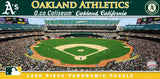 MLB Oakland Athletics - 1000 Piece Jigsaw Puzzle