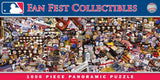 MLB Fan Collectibles - 1000 Piece Jigsaw Puzzle