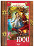 Lost in Wonderland - 1000 Piece Jigsaw Puzzle