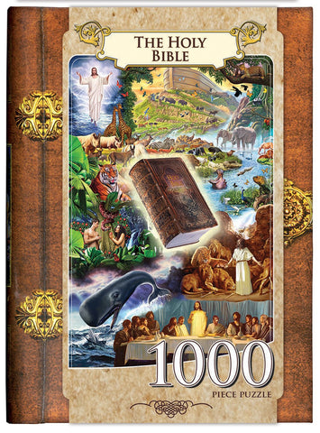 The Holy Bible - 1000 Piece Jigsaw Puzzle