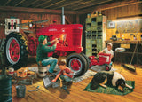 Farmall Forever Red - 1000 Piece Jigsaw Puzzle