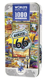 Route 66 - 1000 Piece World's Smallest Jigsaw Puzzle