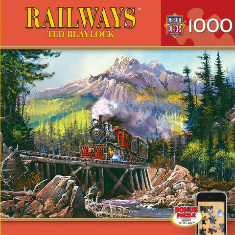 Movin' Thru 71 - 1000 Piece Jigsaw Puzzle