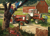 Farmall - Boys and their Toys - 1000 Piece Jigsaw Puzzle