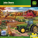 John Deere - 100 Years of Deere - 1000 Piece Jigsaw Puzzle