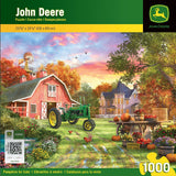 John Deere - Pumpkins for Sale - 1000 Piece Jigsaw Puzzle