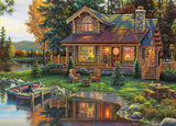 Time Away - Weekend Getaway - 1000 Piece Jigsaw Puzzle