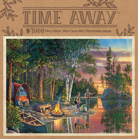 Time Away - Catching Memories - 1000 Piece Jigsaw Puzzle