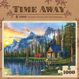 Time Away - Living the Dream - 1000 Piece Jigsaw Puzzle