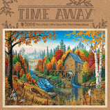 Time Away - Johnson's Mill - 1000 Piece Jigsaw Puzzle