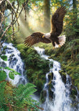 Soaring Eagle - 1000 Piece Jigsaw Puzzle