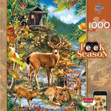 Family Gathering - 1000 Piece Jigsaw Puzzle