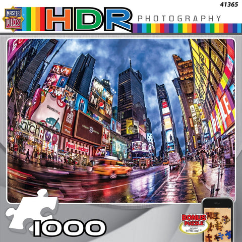 Big Night Out - 1000 Piece Jigsaw Puzzle - Games2Puzzles