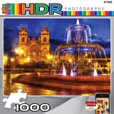 Dancing Waters - 1000 Piece Jigsaw Puzzle