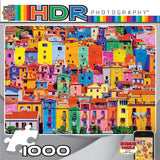 Colorscape - 1000 Piece Jigsaw Puzzle