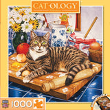 Catology - Wilberforce - 1000 Piece Jigsaw Puzzle - Games2Puzzles