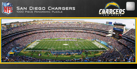 NFL San Diego Chargers - 1000 Piece Jigsaw Puzzle