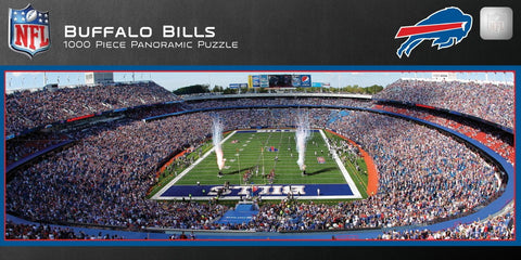 NFL Buffalo Bills - 1000 Piece Jigsaw Puzzle