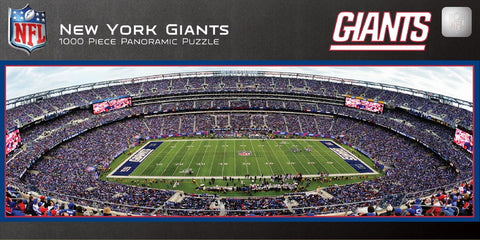 NFL New York Giants - 1000 Piece Jigsaw Puzzle