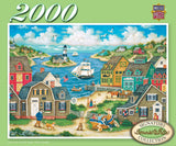 Out to Sea - 2000 Piece Jigsaw Puzzle