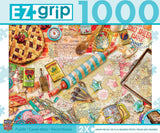 Pastry Party - 1000 Piece EZ Grip Jigsaw Puzzle