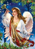 Holiday Glitter - Hark the Herald - 500 Piece Jigsaw Puzzle