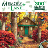 Memory Lane - Hidden Retreat - 300 Piece EZ Grip Jigsaw Puzzle