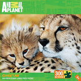 Animal Planet - Cheetah - 300 Piece EZ Grip Jigsaw Puzzle - Games2Puzzles