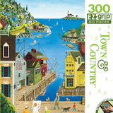 Town & Country - A Walk on the Pier - 300 Piece EZ Grip Jigsaw Puzzle