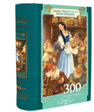 Snow White and the Seven Dwarfs - 300 Piece EZ Grip Jigsaw Puzzle