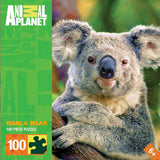 Animal Planet - Koala Bear- 100 Piece Jigsaw Puzzle - Games2Puzzles