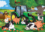 John Deere - Farmer John's Welcome - 60 Piece Jigsaw Puzzle