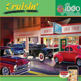 Cruisin' - Phil's Diner - 1000 Piece Jigsaw Puzzle