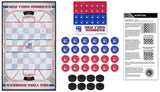 NHL Checkers Game - New York Rangers