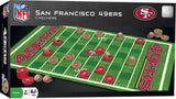 NFL Checkers Game - San Francisco 49ers