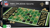 NFL Checkers Game - New Orleans Saints
