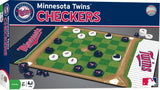 MLB Checkers Game - Minnesota Twins