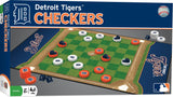 MLB Checkers Game - Detroit Tigers