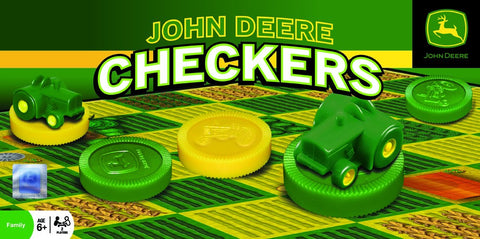 John Deere - Checkers Game