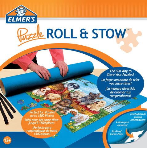 Elmer's - Puzzle Roll & Stow
