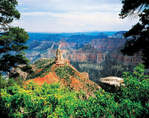 Grand Canyon North Rim - 500 Piece Jigsaw Puzzle