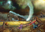 Tornado Alley - 1000 Piece Jigsaw Puzzle