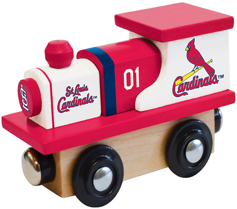 MLB St. Louis Cardinals - Wood Train