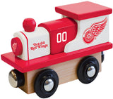 NHL Detroit Red Wings - Wood Train