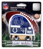 NFL Indianapolis Colts - Wood Train