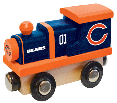 NFL Chicago Bears - Wood Train