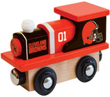 NFL Cleveland Browns - Wood Train