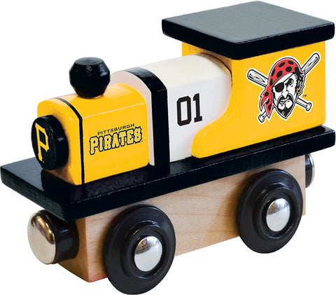 MLB Pittsburgh Pirates - Wood Train