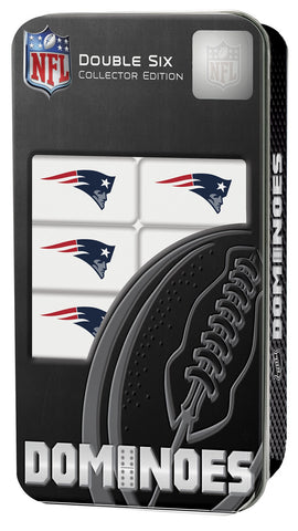 NFL Dominoes Game - New England Patriots